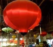 Red-Round-Satin-Silk