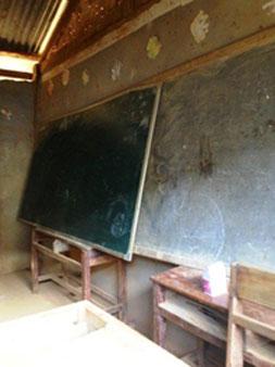 Classroom-Blackboard