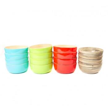 Bamboo Bowls & Platters
