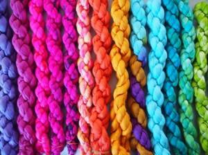 100% silk scarves