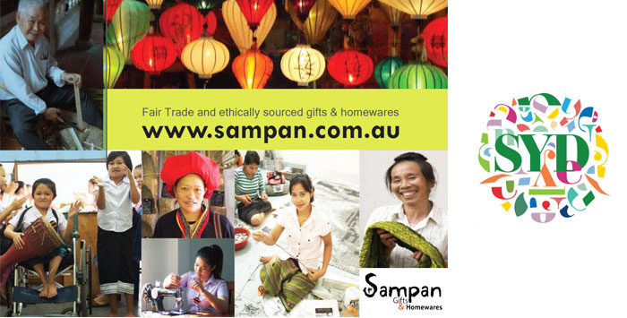 Sampan Trade Fair Exhibit