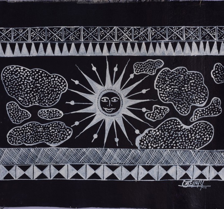 Warli-Sun-the-giver-of-life