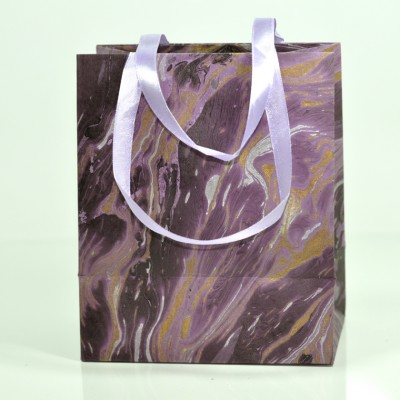small MArble Light Purple 1